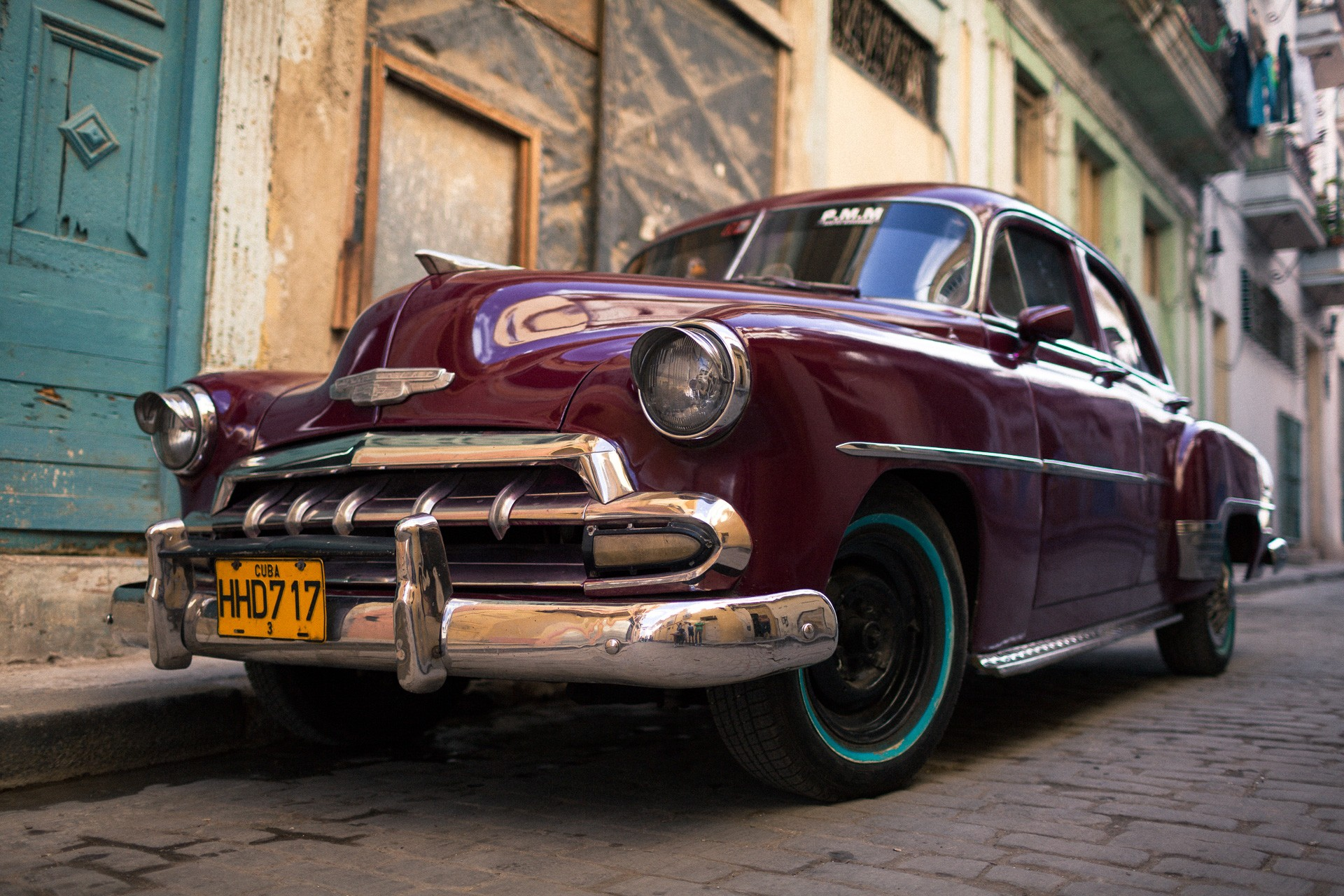 Oldtimer - Havana, Cuba