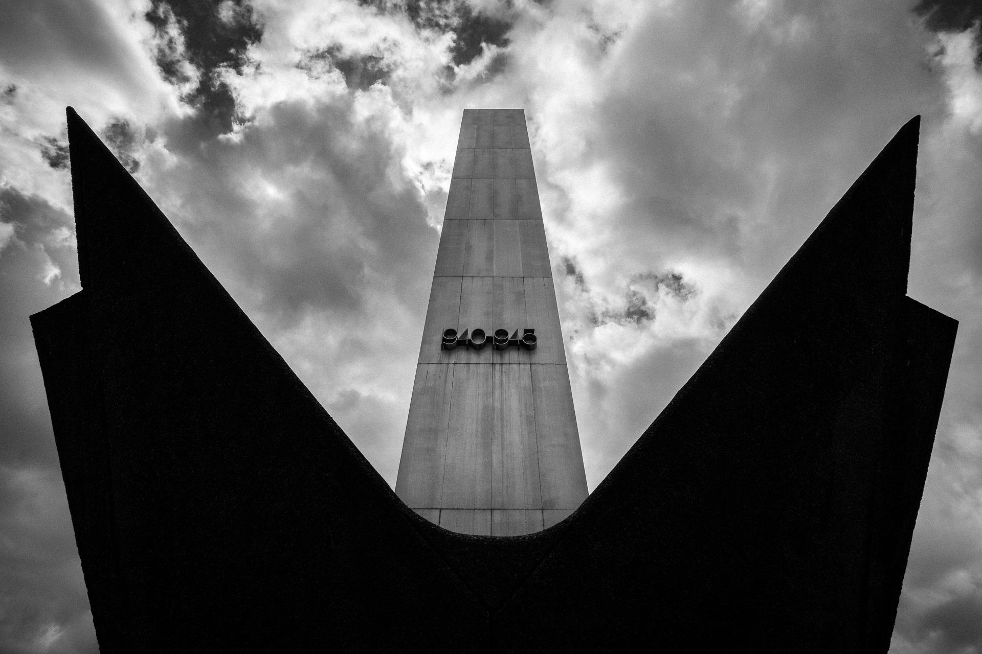 Koopvaardijmonument De Boeg, Rotterdam