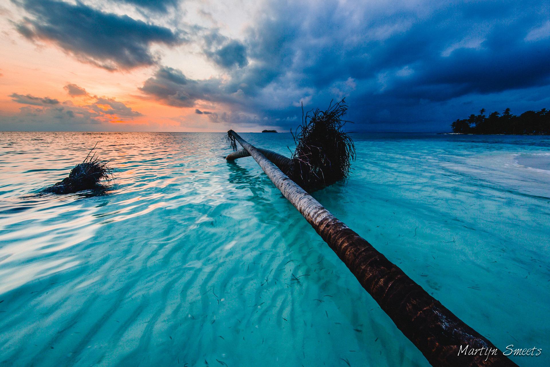 San Blas eilanden, Panama