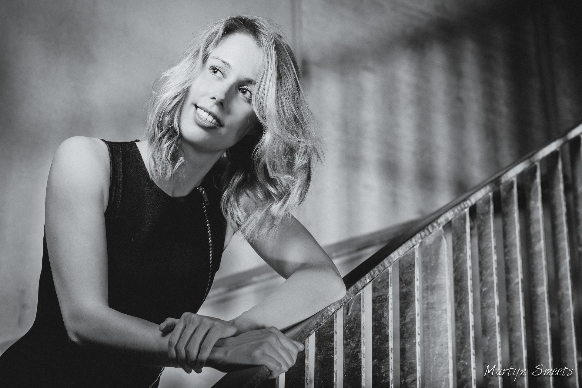 Portfolio: Portretten (zwart-wit)