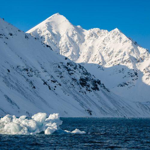 Krossfjorden, Spitsbergen