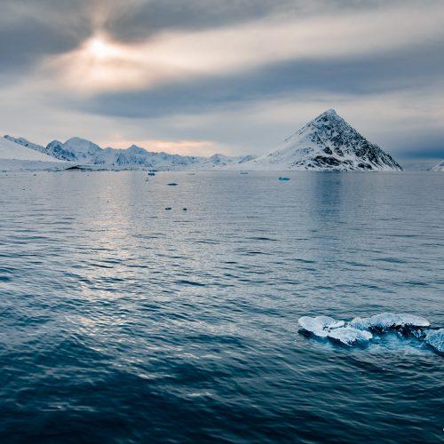 Lilliehookbreen, Spitsbergen