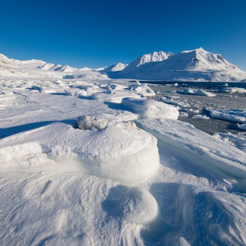 Store Jonsfjorden, Spitsbergen