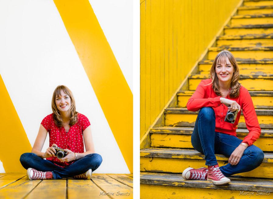 Portret Laura Vink